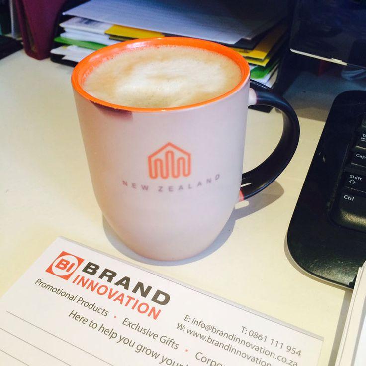 Branded Mugs As Desk Gifts For The Office, Promotional Desk Gift Ideas   www.brandinnovation.co.za   #coffee #coffeemugs #printedmugs #brandedmugs #coffeemugwithlogo #deskgifts #officegifts #promotionalproducts