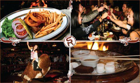 Saddle Ranch Chop House | Steaks - Bulls - Rock N' Roll | TheSaddleRanch.com Sunset blvd.