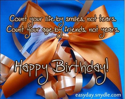 25 best ideas about Inspirational birthday wishes – Birthday Greetings Wishes Messages