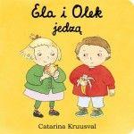 Ela i Olek (wyd. Zakamarki)