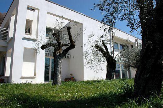 Modern villa near Rome