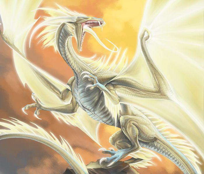 Celestial Dragon by beastofoblivion.deviantart.com on @DeviantArt