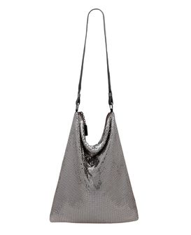 PrettyCoolBags soft flat mesh hobo whiting and davis