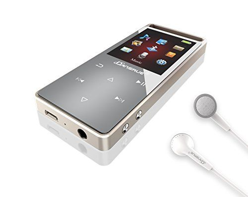 2018 MP3 Music Player with Bluetooth for Kids, Dansrue 2018 Portable Lossless MP3 Movies Player Metal Touch Screen with FM Radio for Running Walking (Tarnish) #Music #Player #with #Bluetooth #Kids, #Dansrue #Portable #Lossless #Movies #Metal #Touch #Screen #Radio #Running #Walking #(Tarnish)