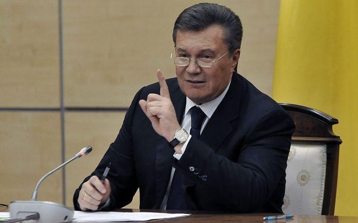 Viktor Yanukovych urges Ukraine's regions to hold more referendums on status - Telegraph