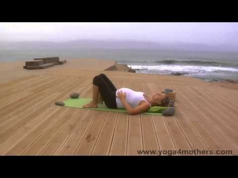 Prenatal Yoga Pelvic Alignment Exercices - YouTube