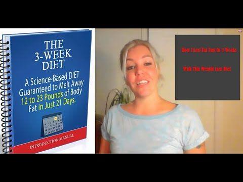 The 3 week diet | the 3 week diet  New review