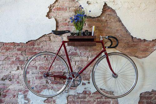 FIXA Bike Shelf solution