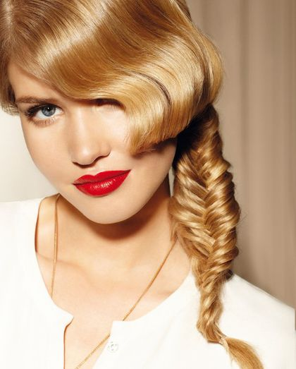 Braided Hairstyle For Teenagers