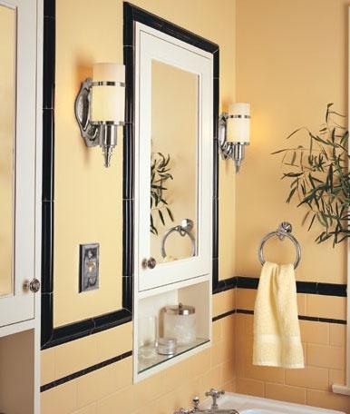 73 Best Art Deco Bathrooms Images On Pinterest Art Deco Bathroom Bathroom Ideas And Art Deco