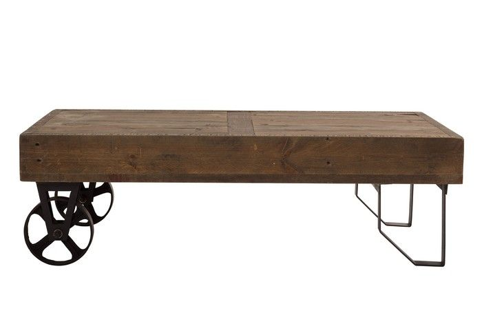 Stonemill Coffee Table (1300W x 750D x 400H mm) RRP $689