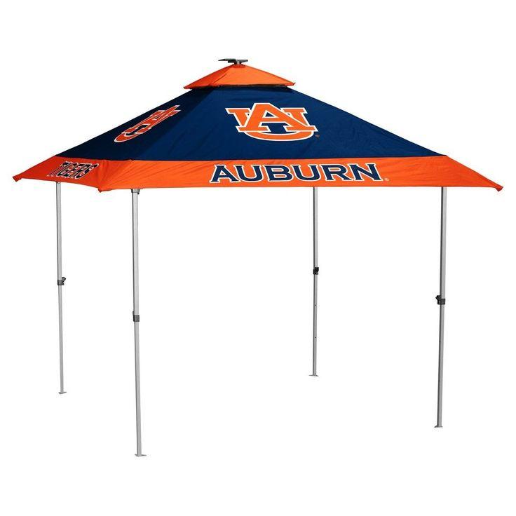 NCAA Auburn Tigers Logo Brands Pagoda 10x10 Canopy Tent