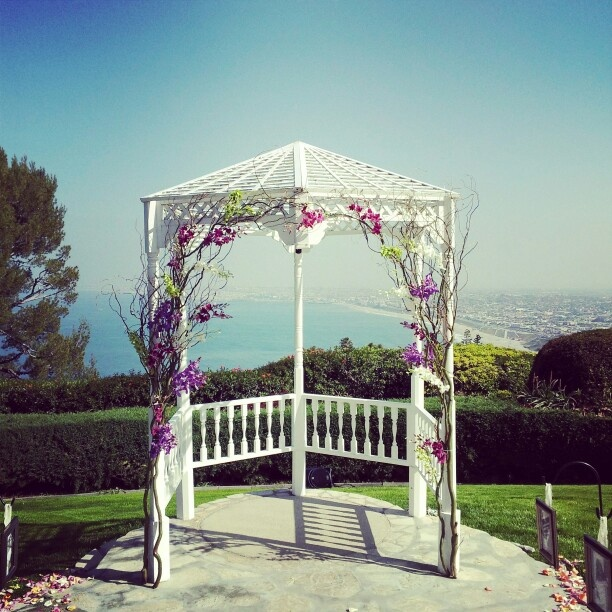 Palos Verdes Wedding Venues: South Bay Wedding Venue