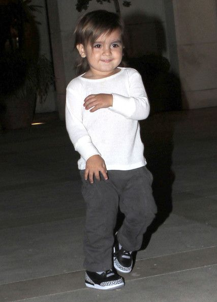 Check out Looking Good for the Movies! from 15 Adorable Pics of Mason Disick-Kardashian #too cute.