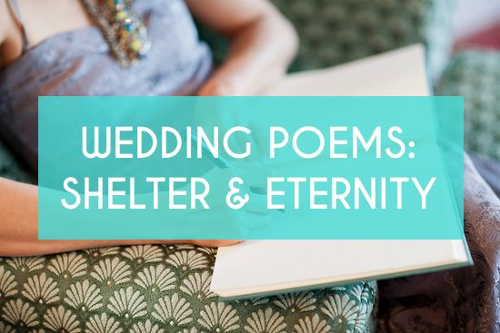 Poems To Read At Wedding: 50 Best Images About Wedding Ceremony Readings On