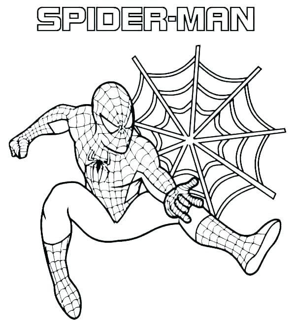 Spiderman Coloring Pages 50 Wonderful Your Toddler Will Love Fascinating For Kids Colorin In 2020 Superhero Coloring Pages Avengers Coloring Pages Spiderman Coloring