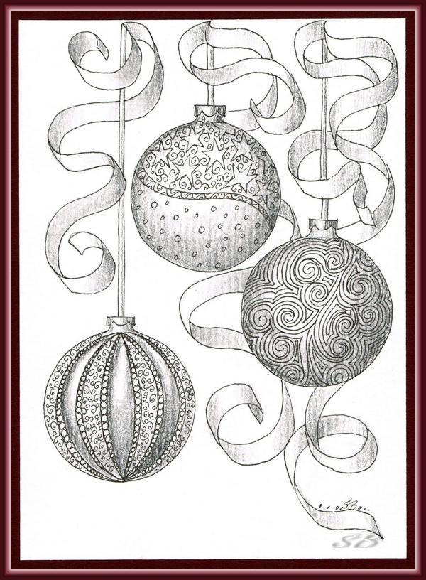 Simone BischoffWeihnachten0713122012 Ornaments Christmas Ornament And Inspiration
