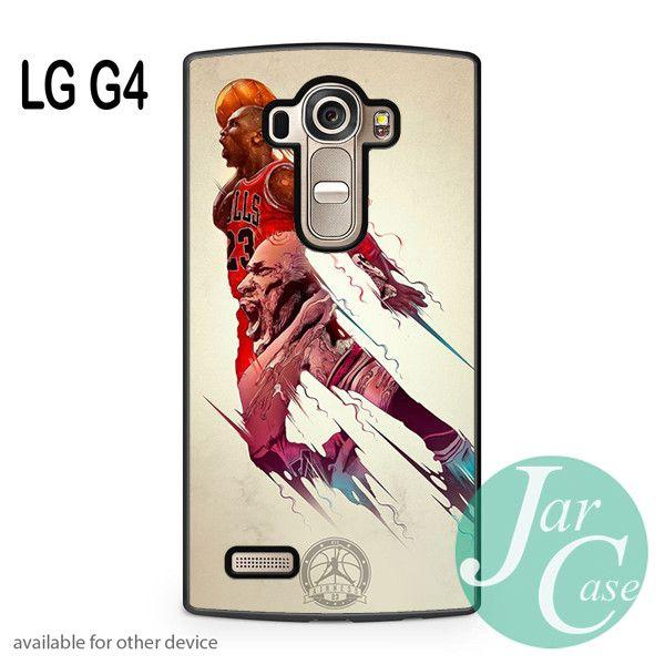 Michael Jordan Bulls Phone case for LG G4