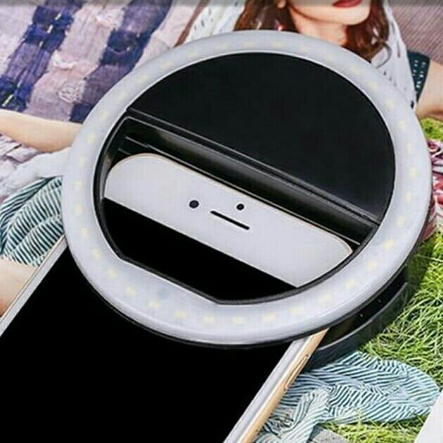 Selfie Ring Light Portable Iphone Lamp Selfie Ring Light Ring Light For Iphone Led Selfie Ring Light