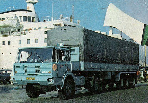 Tatra T813 NTH 4x4 1967–82