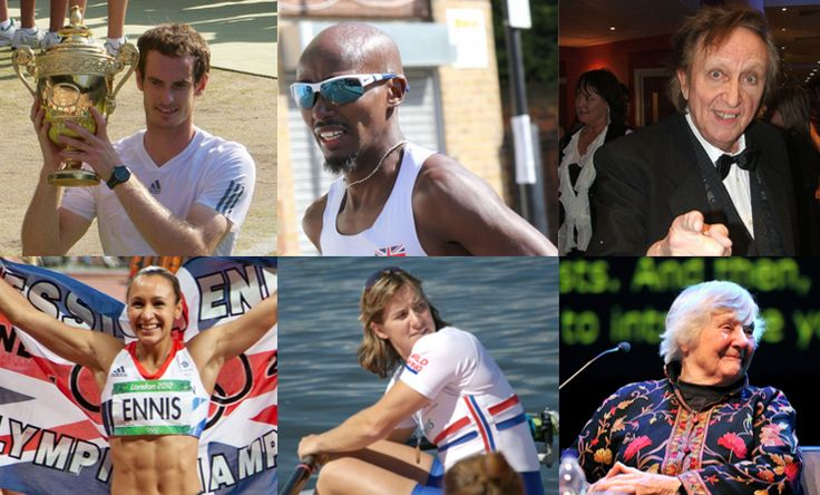 Team GB Olympians Andy Murray, Mo Farah and Jessica Ennis-Hill are among those being honoured in the 2017 New Year Honours list, which also recognises the achievements of other well-known faces, in…