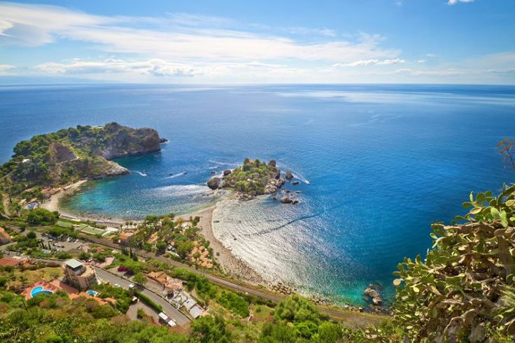 Isola Bella, Sycylia, Włochy