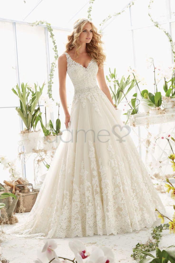 13 besten Hochzeit Bilder auf Pinterest | Hochzeitskleider ...