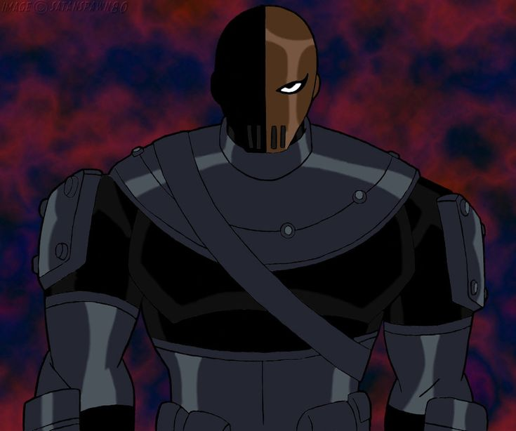 Slade Teen Titans 81