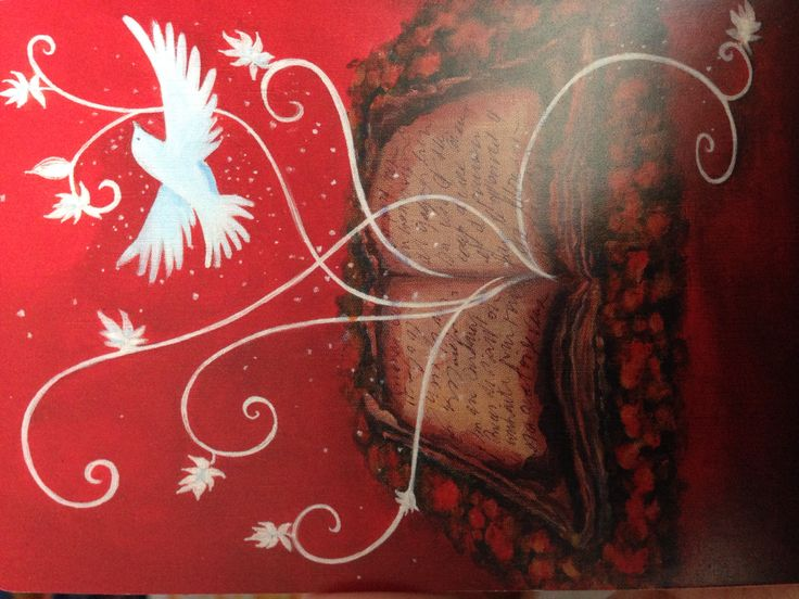 Dixit card: writing prompt image  From Dixit card game.