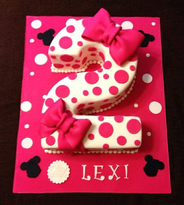 Best Number  Cakes Ideas On Pinterest Number Cakes Car - 2nd birthday cake designs