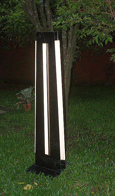 Floor lamp. 130 cm , Acrilics,Leds.Limited edition.