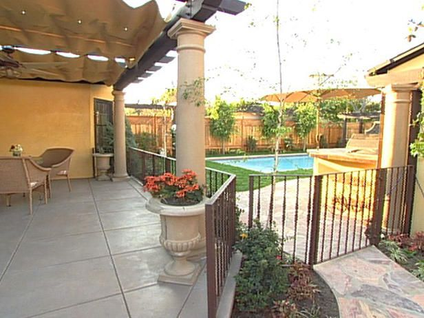 Tuscan Inspiration - Dream Decks and Patios on HGTV