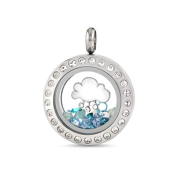 FAMILY LOVE LIFE FLOWERS Floating Charm Window Plates /& an ORIGAMI OWL CRYSTAL