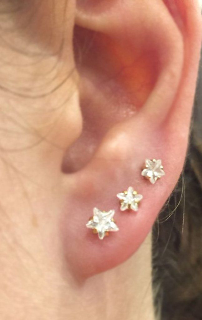 how to take out tragus stud earring