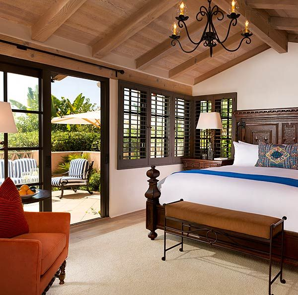 San Diego Hotel Suites | Rancho Valencia - Accommodations | Relais & Chateaux Resorts Near San Diego