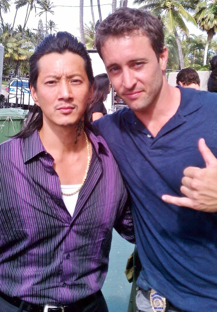 Will Yun Lee and Alex O'Loughlin! Am I the only person who likes Sang Min? I mean seriously the guy is really funny!!