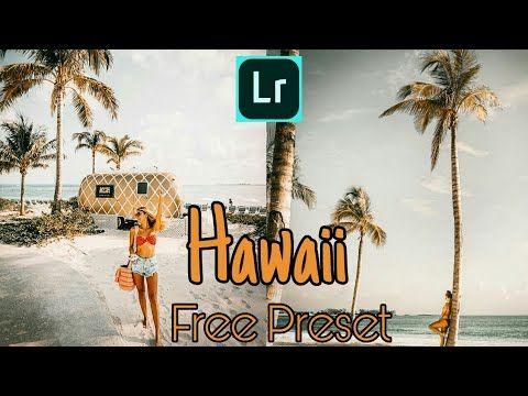 free preset for lightroom mobile