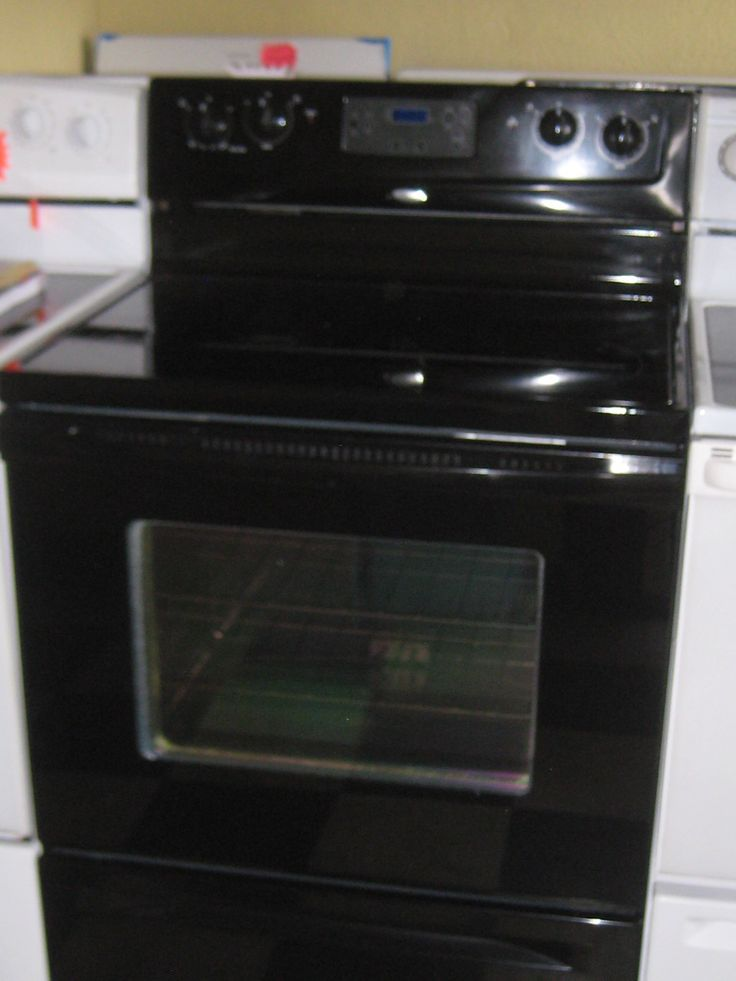 How To Clean A Self Cleaning Oven Glass Door Startling