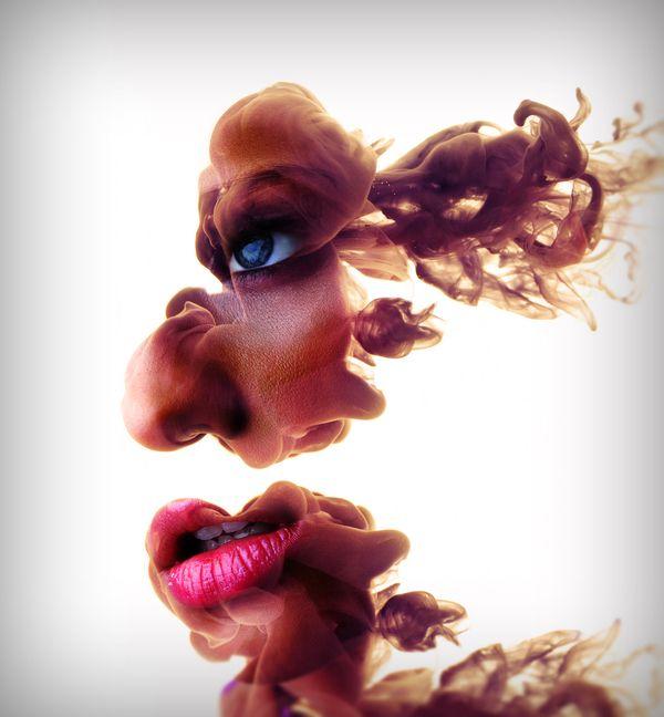 By Alberto Seveso: Face, Graphic, Albertoseveso, Art, Alberto Seveso, Design, Photography, Ink