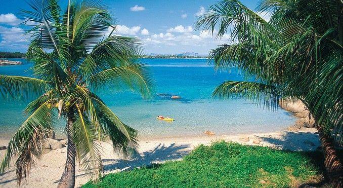 Beautiful beaches - Grays Bay