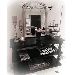 Dubai Classic Konsollbord-kjøkkenøy TV-bord fra Classic – Classic Living Design AS
