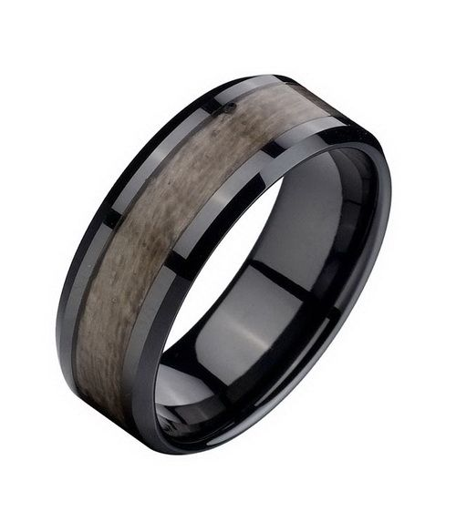 elegant wood wedding engagement rings wood wedding rings with something good more