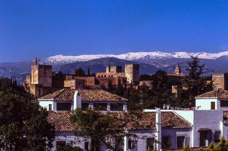 Granada - Alhambra e Sierra Nevada