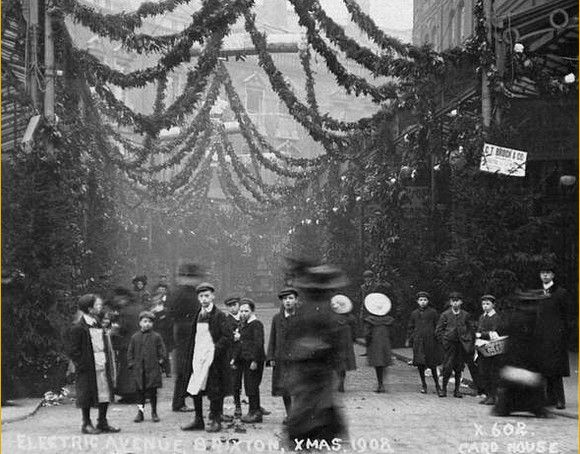 An Edwardian Brixton Christmas