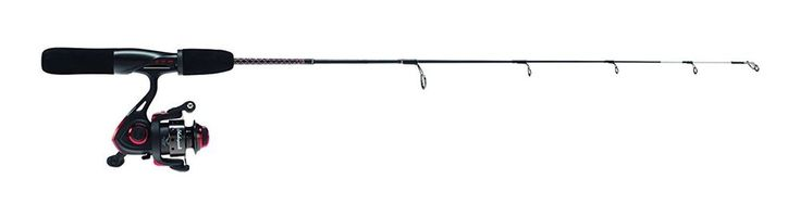 New Ugly Stik Casting Rod Shakespeare Ice Fishing Combo 28-Inches Shanty Tip-Up. #Shakespeare
