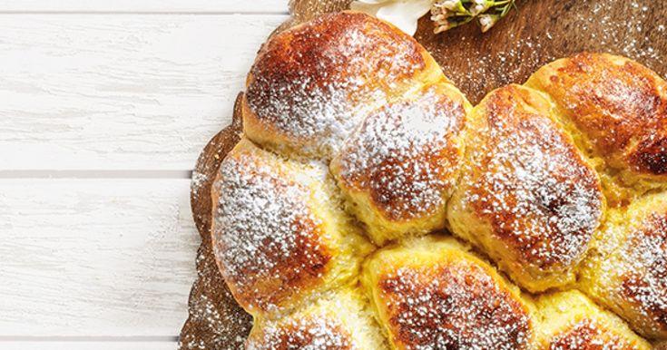 Pão Fofo de Batata-Doce
