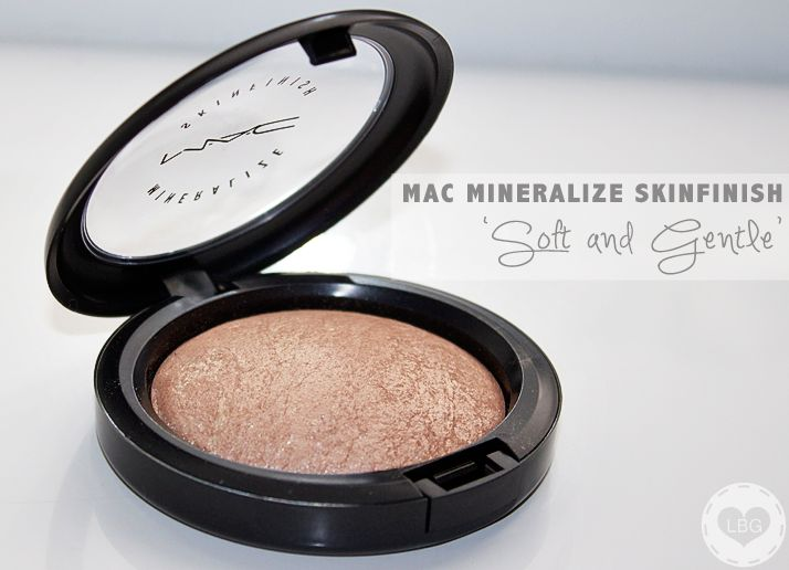 MAC Mineralize Skinfinish in 'Soft and Gentle',£21.50 -MAC  Debenhams  House of Fraser Summer is now over, but I'm still obsessed with that Summer gl