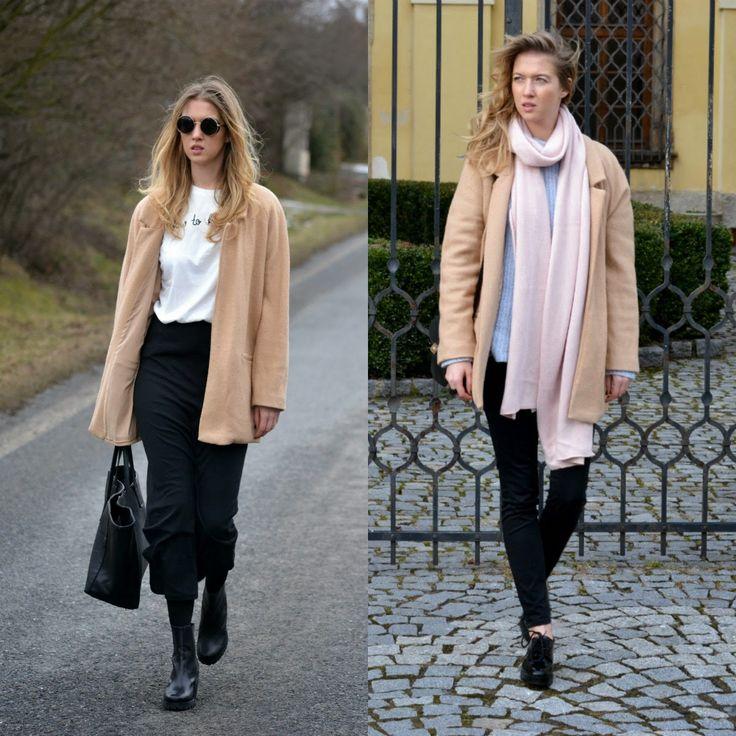 Style of Lucie Redlich: Mango Coat
