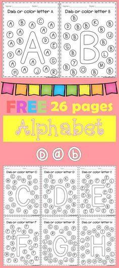 FREE Freebies Alphab