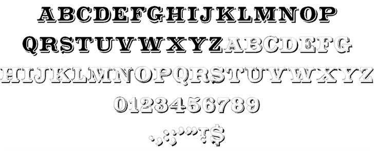 Image for CameoAntique font
